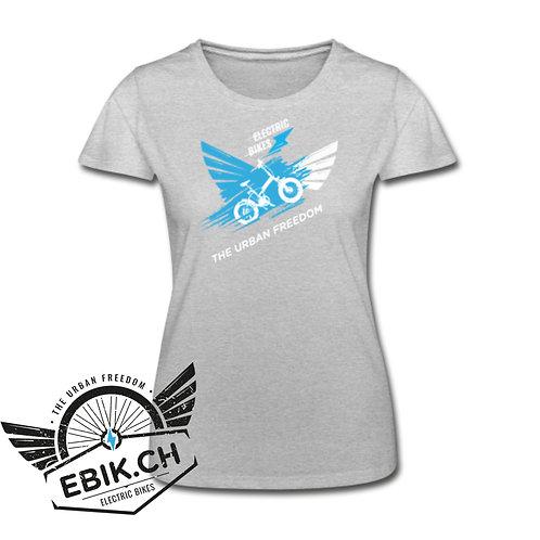 Tshirt Donna Ebik grey