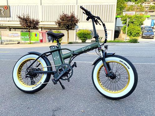 Ebik Brick Lane Custom