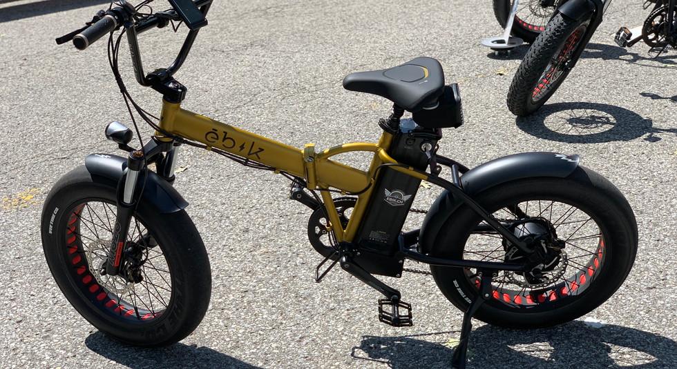 Ebik BMX Gold