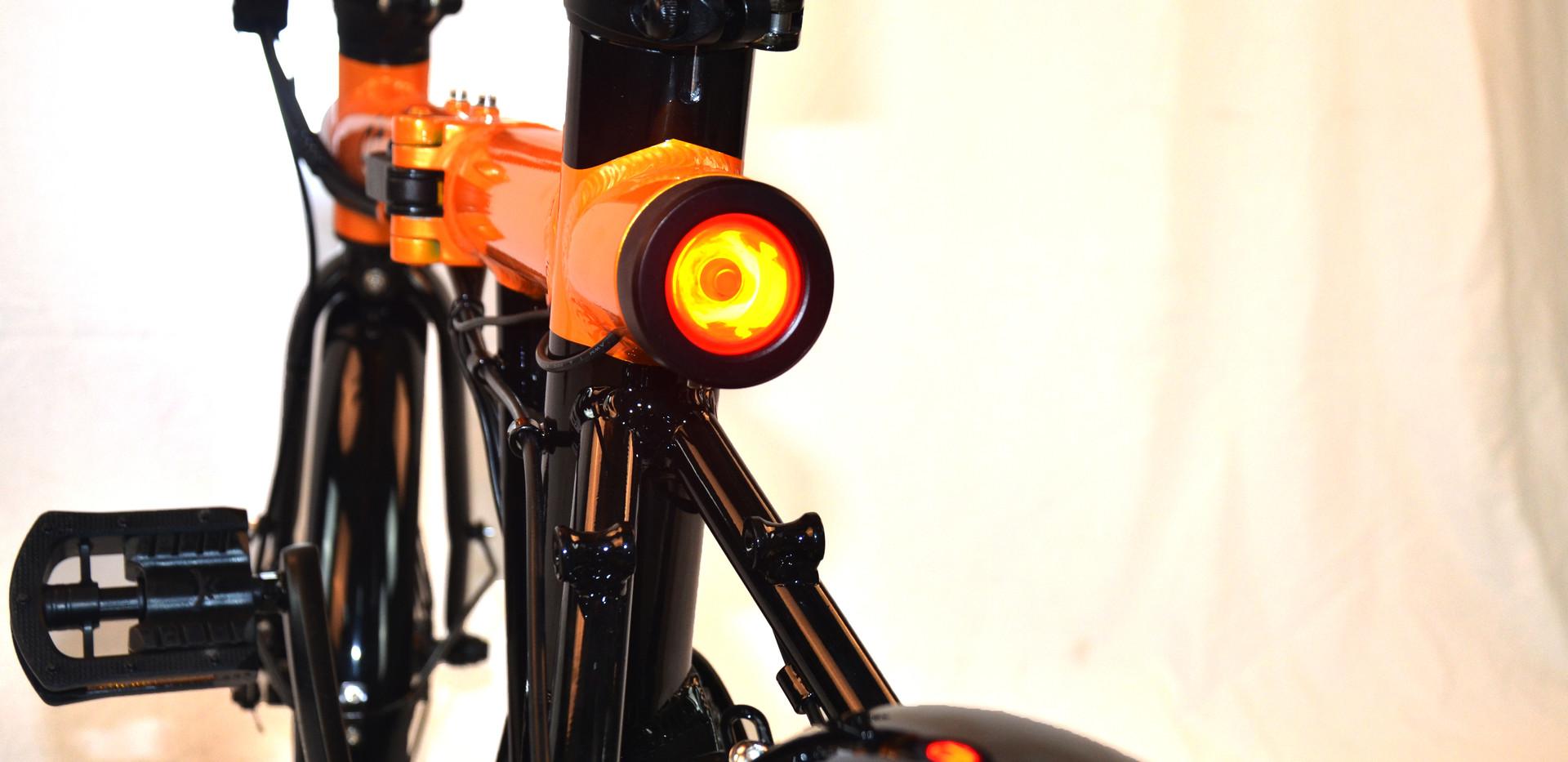 Ebik Mini Rear Light