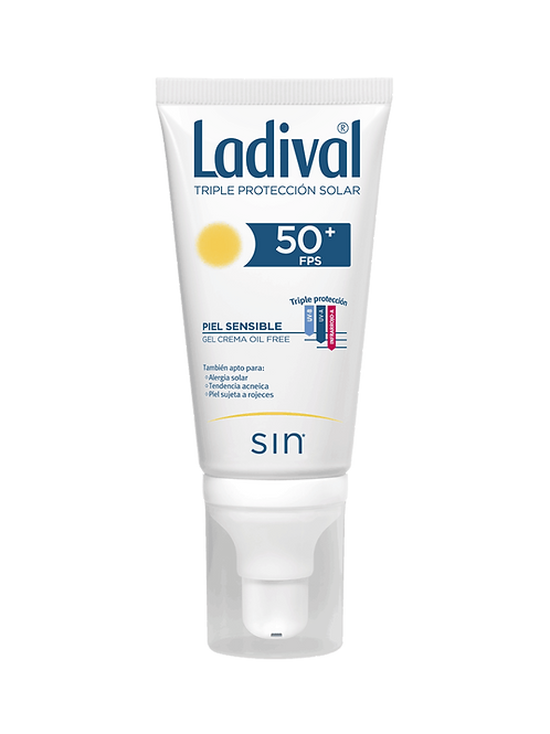 LADIVAL Piel Sensible Spray Oil free  SPF50+ 50mL