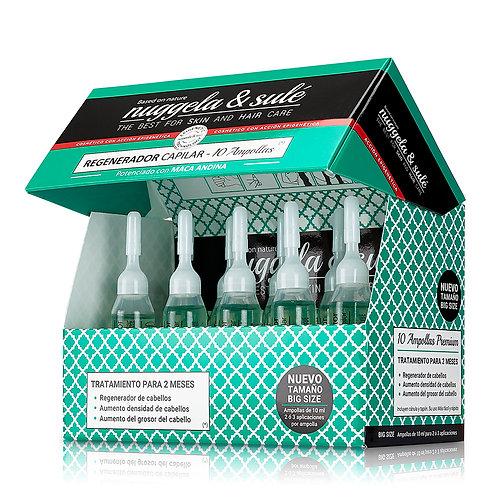 nuggela & sulé Ampollas regeneradoras 10 ampollas