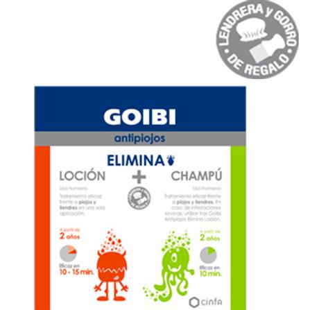 ELIMINA Loción + Champú GOIBI