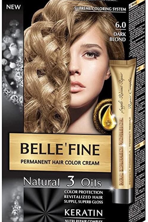 BELLE FINE 6.0 RUBIO OSCURO
