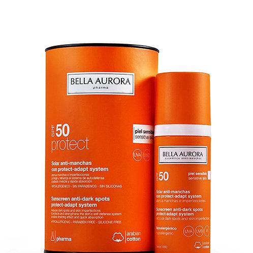 BELLA AURORA Solar antimanchas SPF50 50mL
