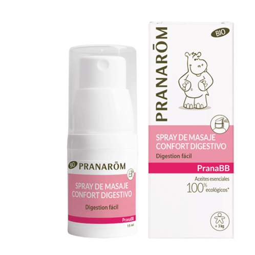 pranaBB Spray confort digestivo BIO