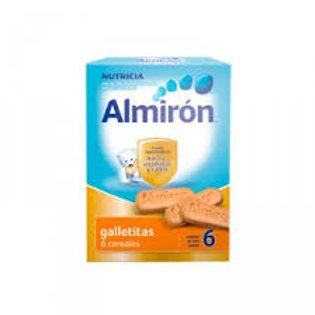 ALMIRON GALLETITAS 6 CEREALES