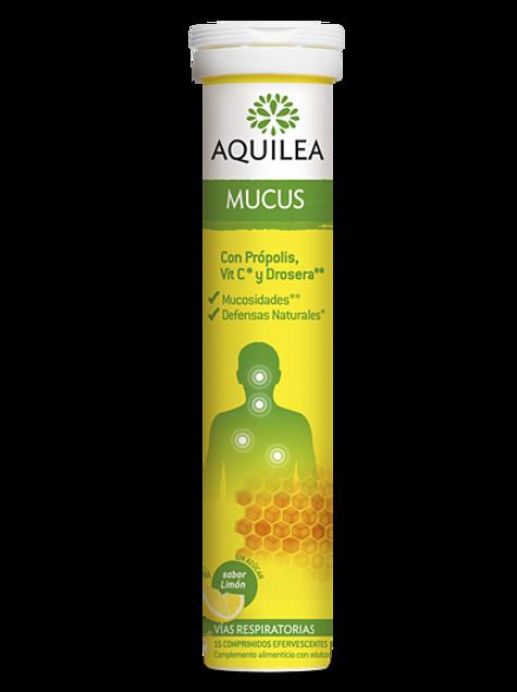 AQUILEA MUCUS 20 comp efervescentes