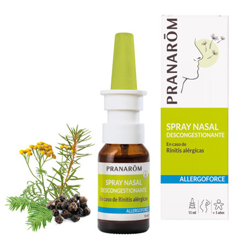PRANAROM ALLARFORCE Spray nasal 15mL