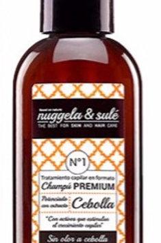 nuggela & sulé Champú de Cebolla viaje 100mL