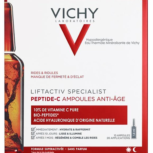 VICHY PEPTIDE-C 10 ampollas