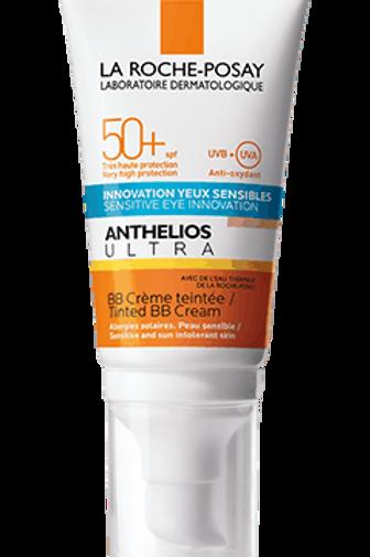 ANTHELIOS OJOS SENSIBLES SPF50+ BB cream con color 50mL