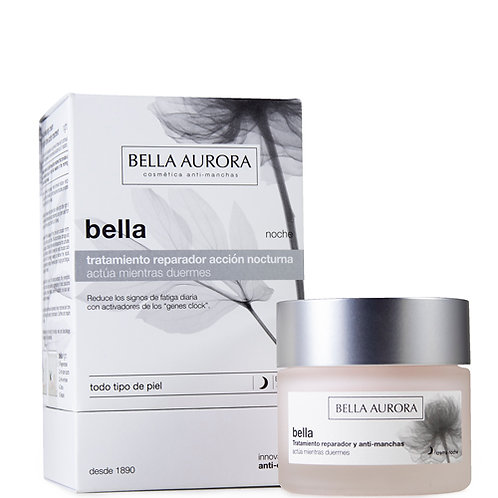 BELLA AURORA Bella tratamiento nocturno 50mL
