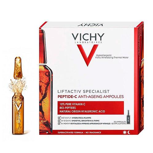 VICHY PEPTIDE-C 30 ampollas