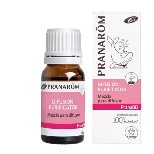 pranaBB Difusión purificator BIO