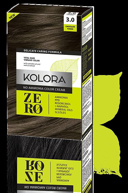 KOLORA ZERO 3.0 FUSION CHOCOLATE