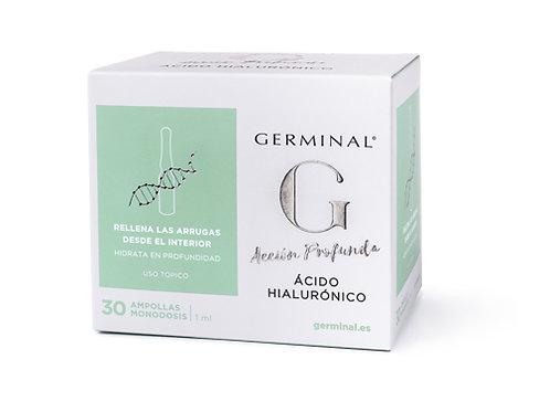 GERMINAL Acción profunda Ácido Hialurónico 30 amp