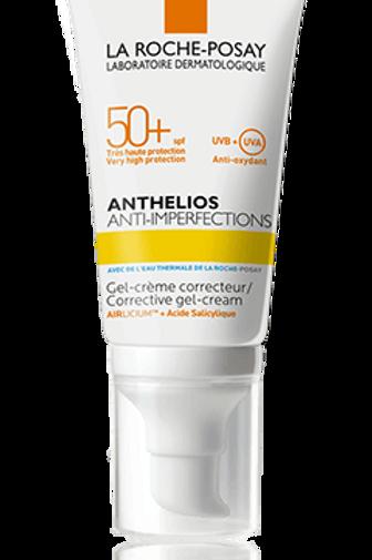 ANTHELIOS Anti imperfecciones SPF50+ 50mL