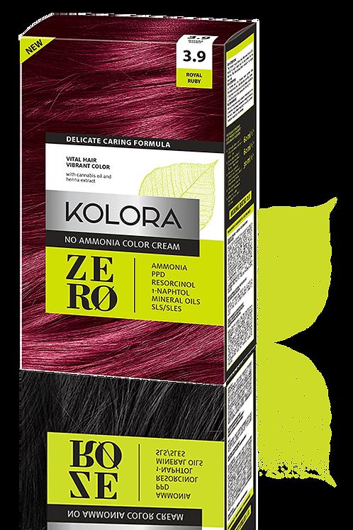 KOLORA ZERO 3.9 RUBY REAL