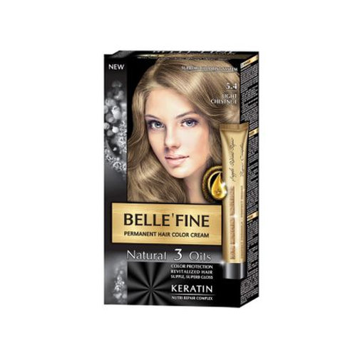 BELLE FINE 5.4 CASTAÑO CLARO