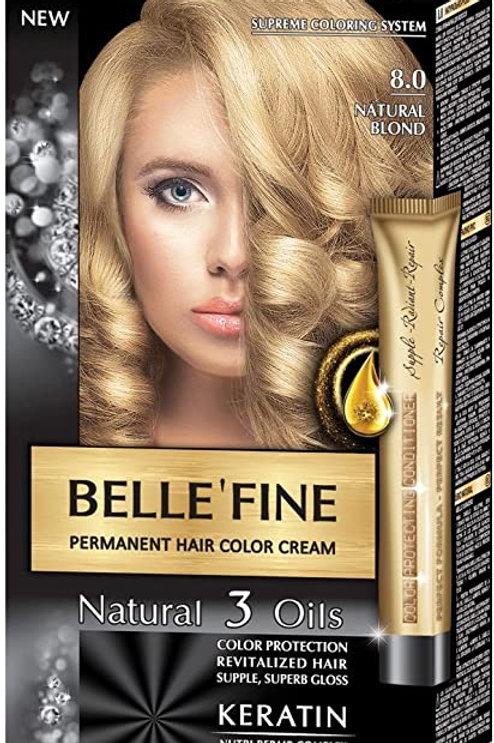 BELLE FINE 8.0 RUBIO NATURAL