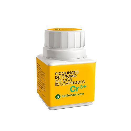 Botanicapharma Picolinato de Cromo 60 comp