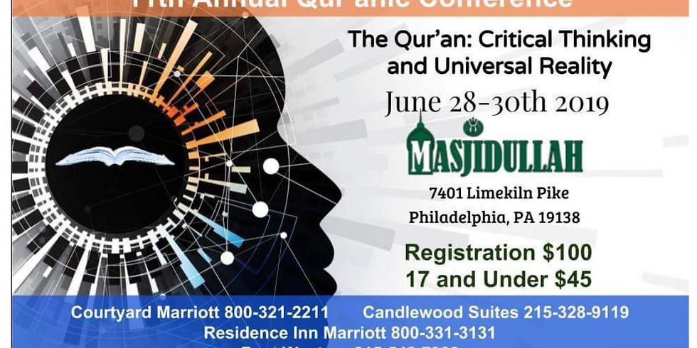 MALI 11th Annual Qur'anic Conference