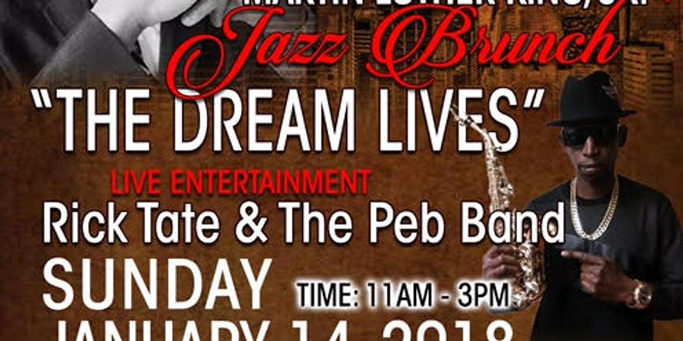 MLK Jazz Brunch 2018