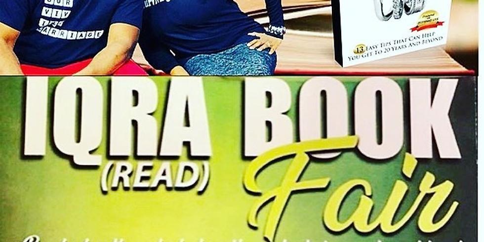 IQRA Book Fair feat. Rufus & Jenny Triplett