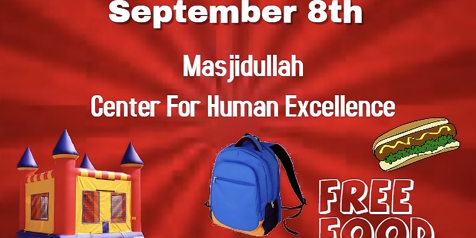 Masjidullah Community Day