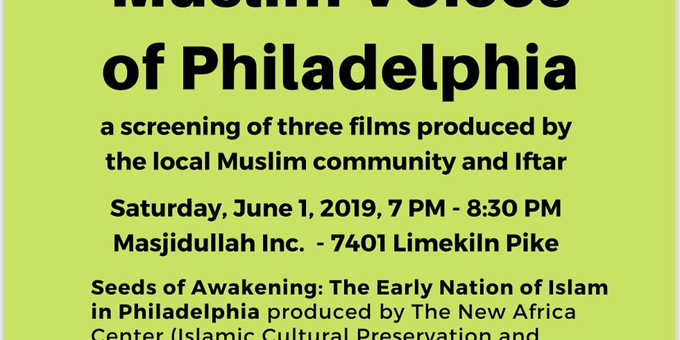 Masjidullah Film Screening & Iftar