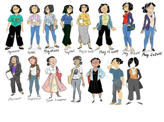 Clothing Studies