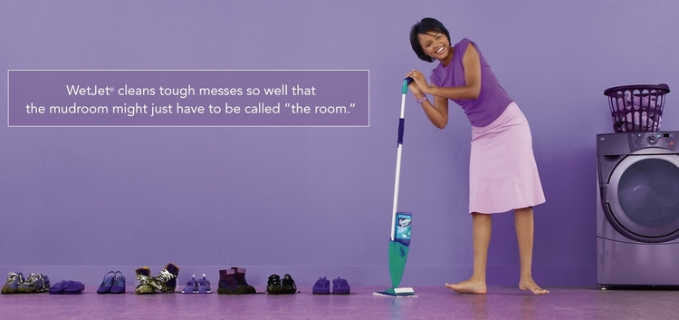 Swiffer Purple