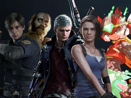 Xbox Store Capcom İndirimleri Başladı!
