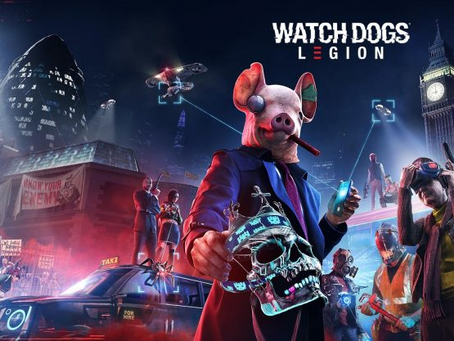 Watch Dogs Legion Oyunu Bu Hafta Sonu Ücretsiz Olarak Oynanabilecek!