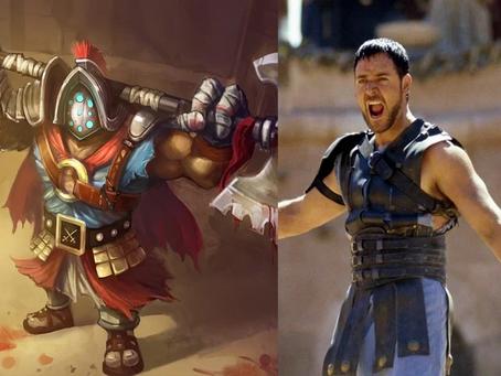 League of Legends Karakterlerinin Film, Dizi ve Çizgi Romanlara Gönderme Yapan 20 Kostümü