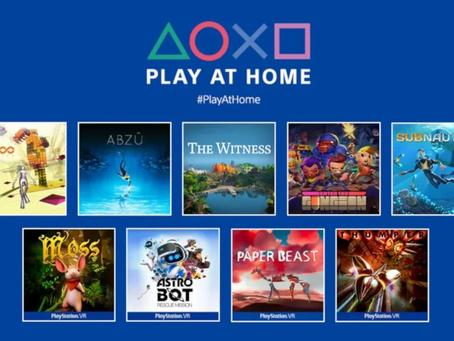Sony, 9 Farklı PlayStation 4 Oyununu Kısa Süreliğine Ücretsiz Yaptı