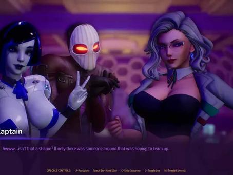 Erotizm Odaklı Oyun Subverse, 4 Günde Steam'in En Popülerleri Arasına Girdi