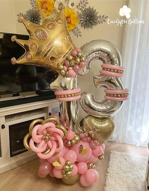 Bouquet Crown