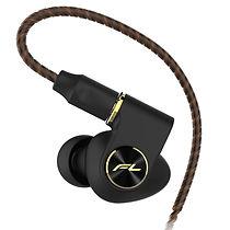 FL A8 3-Driver Hybrid HiFi Headphones