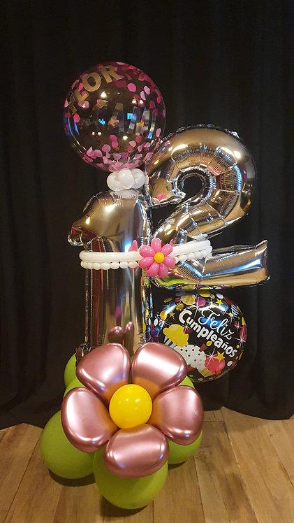 Bouquet Glam!