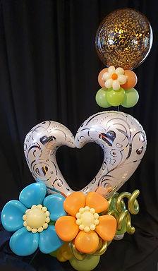 Bouquet Heart