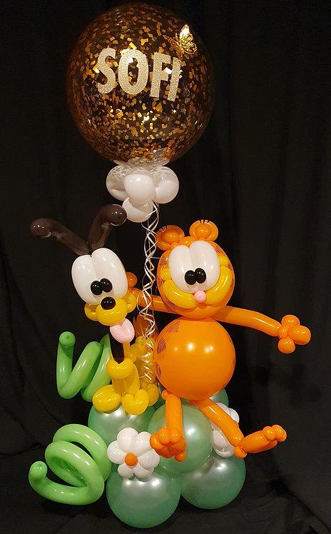 Bouquet Garfield