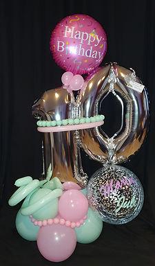 Bouquet Feliz cumpleaños!