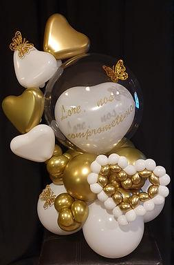 Bouquet Love personalizado