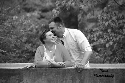 Titus Photography Engagement