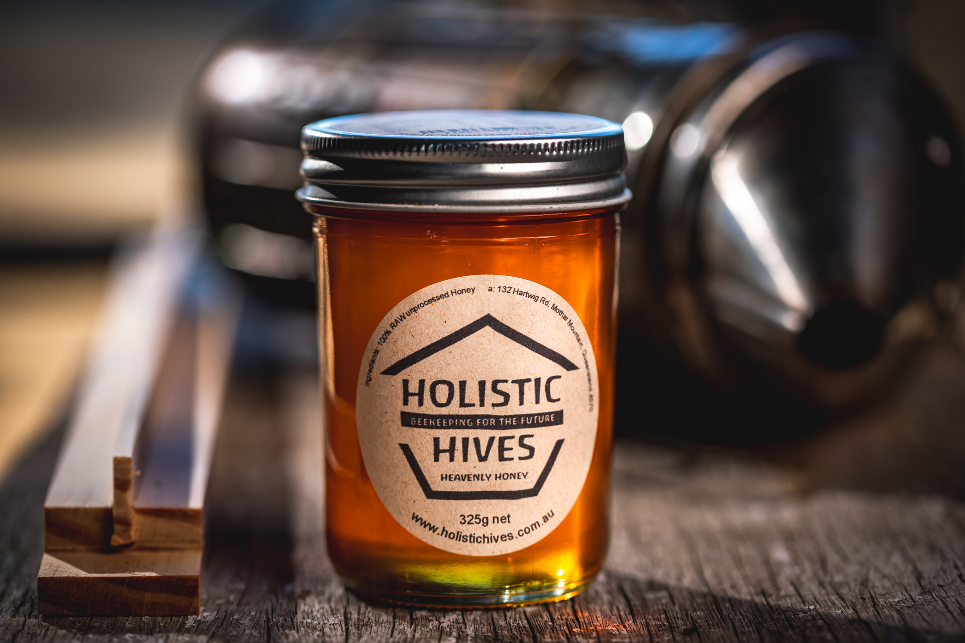 Low Res Clean honey artisan shot close u