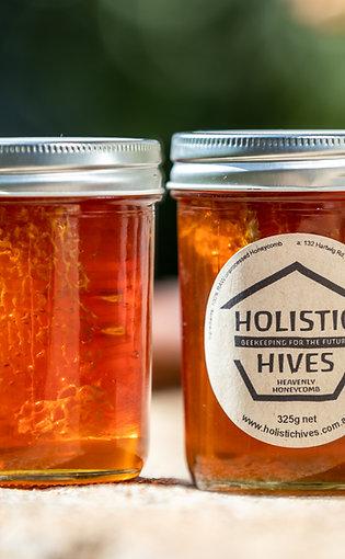 Heavenly Honeycomb