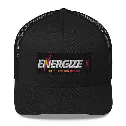 Energize the Champion Trucker Cap