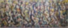 Jackson Pollock Mural 1943